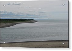 Beluga Bay Acrylic Print