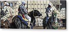 Berber Festival Acrylic Print by Chuck Kuhn