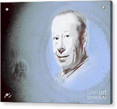Bert Lahr Acrylic Print by Arne Hansen