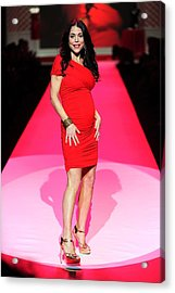 Bethenny Frankel In Attendance For The Acrylic Print by Everett