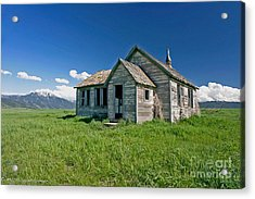 Acrylic Print featuring the photograph Better Days by Mitch Shindelbower
