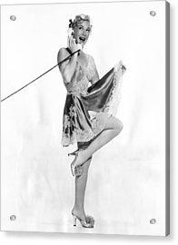 Betty Hutton, Ca. Early 1950s Acrylic Print by Everett