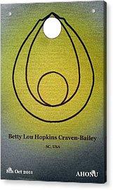 Betty Lou Acrylic Print