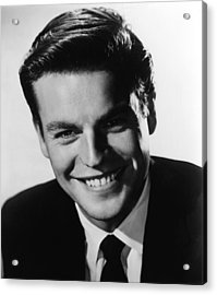 Between Heaven And Hell, Robert Wagner Acrylic Print by Everett
