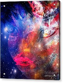 Between Me - Passion And Time Acrylic Print