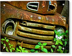 Acrylic Print featuring the photograph Beyond Antique by Michelle Joseph-Long