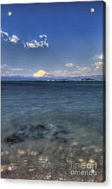 Beyond Sea Acrylic Print