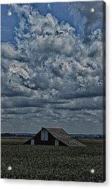 Big Illinois Sky Acrylic Print by Kimberleigh Ladd