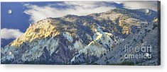 Big Rock Candy Mountains Acrylic Print