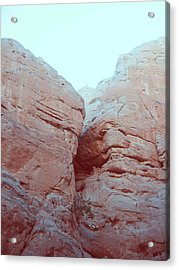 Big Rocks Acrylic Print