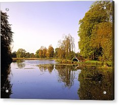 Birr Castle Demesne, Co Offaly, Ireland Acrylic Print by The Irish Image Collection