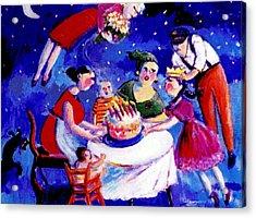 Birthday Acrylic Print