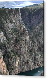 Black Canyon Of The Gunnison National Park Acrylic Print
