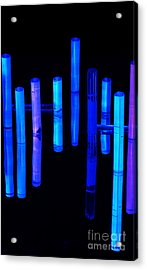 Black Light Acrylic Print