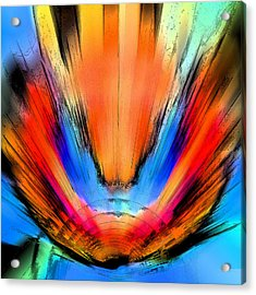 Blast Acrylic Print