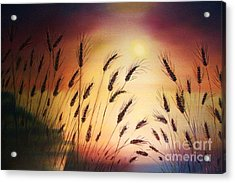 ''blessed Seeds Collection'' Acrylic Print