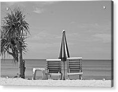 Bliss Is The Beach Acrylic Print