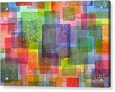 Blocks IIi Acrylic Print