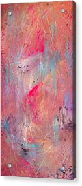 Blood Of The Lamb Acrylic Print by Rachel Christine Nowicki