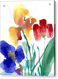 Blossom Life Acrylic Print
