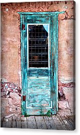 Blue Door 316 Acrylic Print
