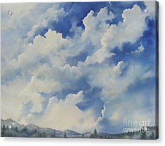 Blue Ridge Vista...sold  Acrylic Print
