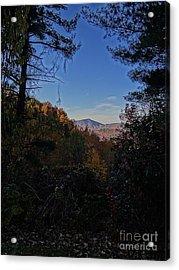 Blue Ridge13 Acrylic Print by Steven Lebron Langston