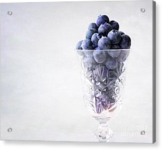 Blueberry Wine Acrylic Print