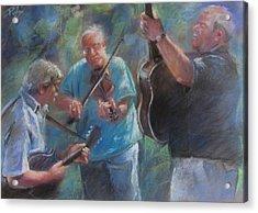 Bluegrass Blast Acrylic Print