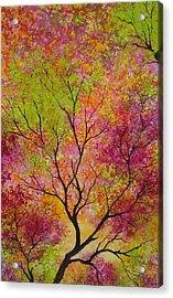 Blush 3 Acrylic Print