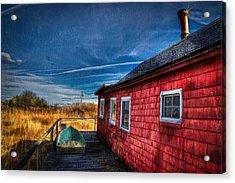 Boat House Acrylic Print
