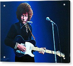 Bob For Suzanne Acrylic Print by Tim Johnson