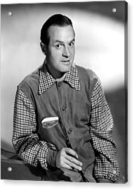Bob Hope, 1941 Acrylic Print by Everett
