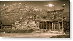 Bodie California Ghost Town Acrylic Print