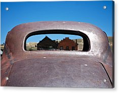 Bodie Ghost Town I - Old West Acrylic Print by Shane Kelly