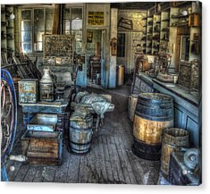 Bodie State Historic Park California General Store Acrylic Print