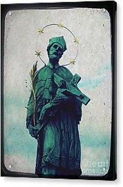 Bohemian Saint Acrylic Print