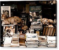 Istanbul, Turkey - Bookkeepers Acrylic Print