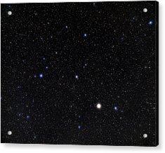Bootes Constellation Acrylic Print by Eckhard Slawik