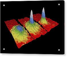 Bose-einstein Condensate Research Acrylic Print by National Institute Of Standards And Technology