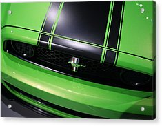 Acrylic Print featuring the photograph Boss 302 Ford Mustang by Gordon Dean II