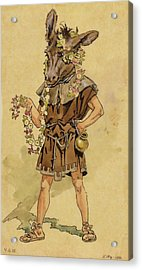 Bottom - A Midsummer Night's Dream Acrylic Print