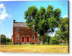 Bowen Plantation House Acrylic Print by Barry Jones