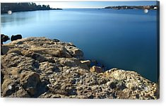 Acrylic Print featuring the photograph Branford Connecticut by Raymond Earley
