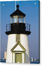 Brant Point Lighthouse Acrylic Print by Axiom Photographic