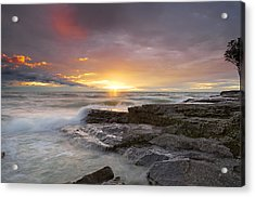 Break Of A New Day Acrylic Print
