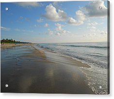 Acrylic Print featuring the photograph Breath Of Life by Sheila Silverstein