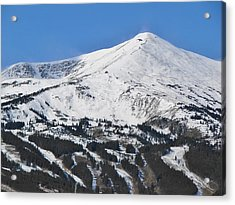 Breckenridge Peak 8 Acrylic Print