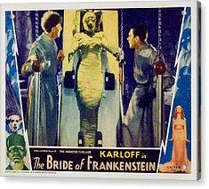 Bride Of Frankenstein, Ernest Acrylic Print by Everett