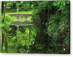 Bridge Of Tranquillity Acrylic Print